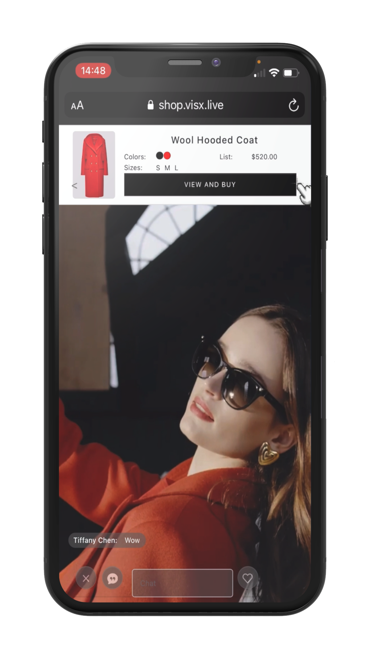 VISX | Make Video Content Shoppable